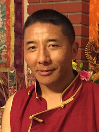 Khenpo Paljor Gyatso